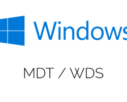 Windows OS deployment izmantojot MDT un WDS