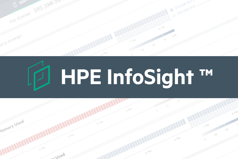 HPE InfoSight 3PAR