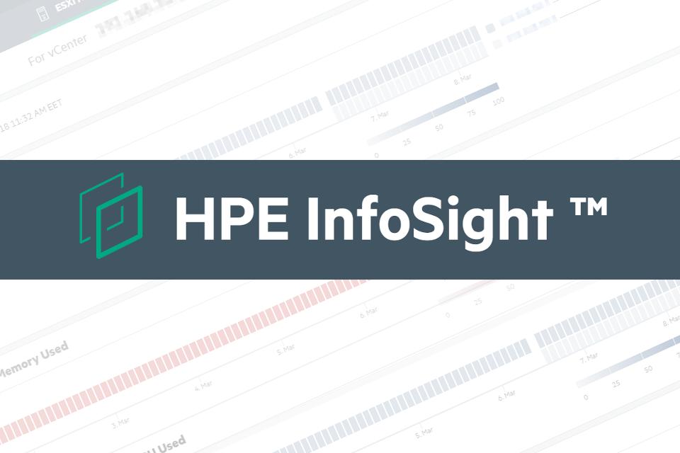 HPE InfoSight 3PAR