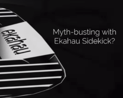 Myth-busting with Ekahau Sidekick?