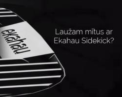 Laužam mītus ar Ekahau Sidekick?