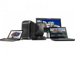 HP Z sērijas produkti
