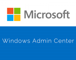 Projekts Honolulu tagad Windows Admin Center