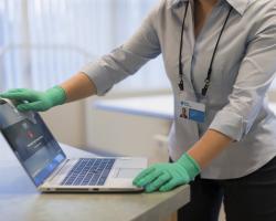 Īpaši veselības aprūpei radītais HP Elitebook 840 G6 notebook PC