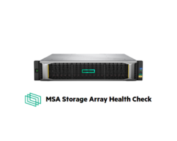 HPE MSA Health Check – best practice recommendation tool