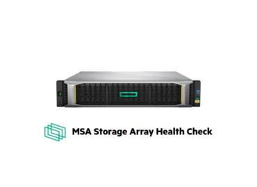 MSA Health Check