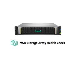 HPE MSA Health Check – rekomendācijas labākai jūsu masīva darbībai