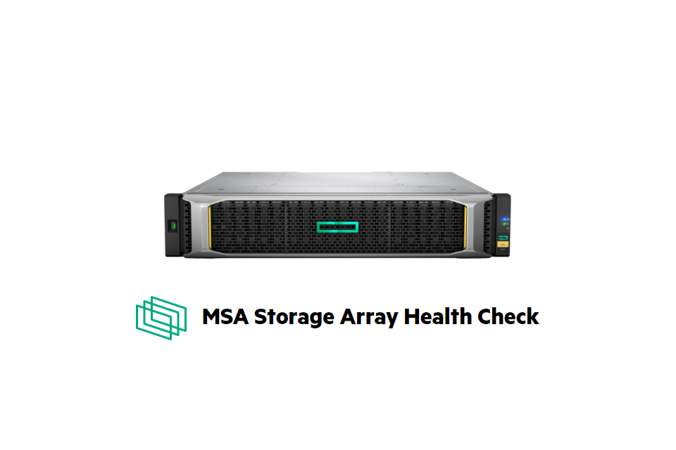 MSA Health Check